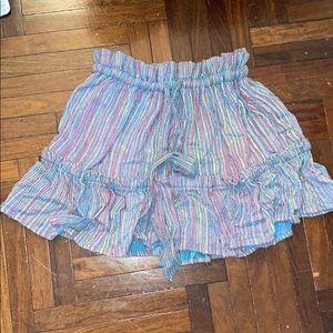Majorelle skirt